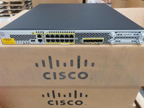 New Open Box Cisco Firepower FPR 2110-ASA-K9 Firewall Security Appliance