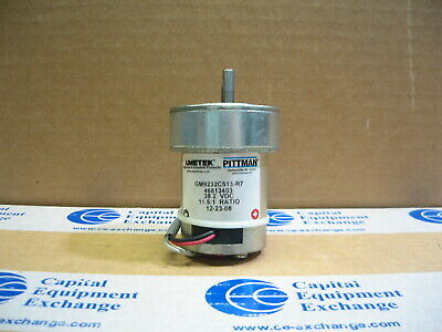 Amatek Pittman Motor Gm9232c513-r7