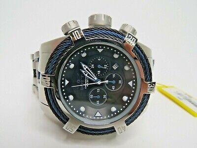 Invicta Bolt Zeus Chronograph Watch Black Dial 53mm 23048