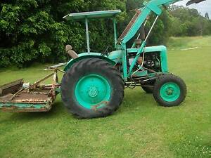 Nuffield Tractor/ front end loader Maroochydore Maroochydore Area Preview
