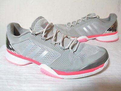 Details zu Adidas Tennisschuhe Damen aSMC Barricade Stella McCartney Tennisschuh S75663