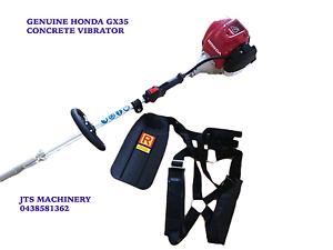 Concrete vibrator Genuine Honda GX 35 Dora Creek Lake Macquarie Area Preview