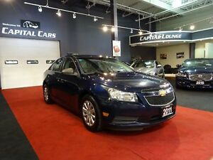 2011 Chevrolet Cruze LS / POWER GROUP / XM RADIO