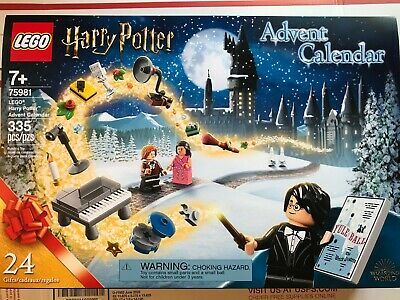 2020 Lego Harry Potter Advent Calendar 75981 Christmas Countdown Fun New In Hand