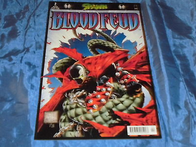 SPAWN  BLOOD FEUD  NR. 2 , 1. deutsche Ausgabe ,   Horror / Fantasy COMIC