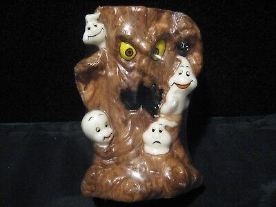 Vintage 1986 HARVEY Casper The Friendly Ghost w/Friends In Tree Halloween Candle](The Tree Friends Halloween)