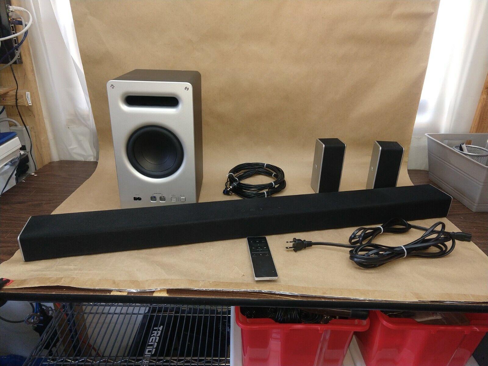 VIZIO SB3651-E6 5.1 SmartCast SoundBar System Home Theater Speaker With Wireless - $64.99