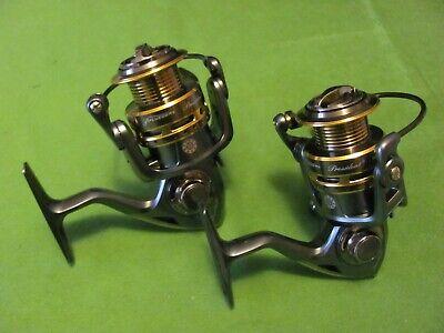 3BB Ball Bearings Left//Right Fishing Spinning Reel Spool SE200 5.2:1 Best Z0F4
