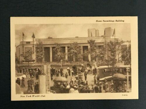 1939 New York World's Fair Home Furnishing Building