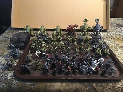 Death Guard Army Lot Warhammer 40K