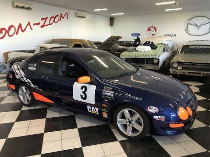 FORD FALCON  AU XR8 RACE CAR 220KW MANUAL Currimundi Caloundra Area Preview