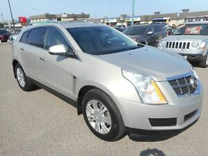2010 Cadillac SRX Luxury Collection AWD / Leather