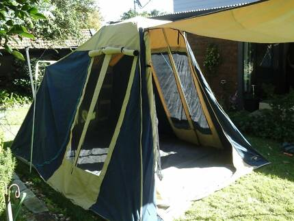 Diamantina Touring Tent & Diamantina Drysdale 9 Dome Tent NEW | Camping u0026 Hiking | Gumtree ...