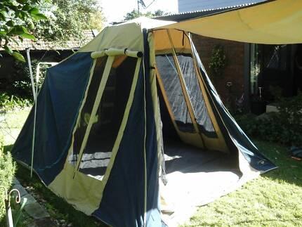 Diamantina Touring Tent & Diamantina Drysdale 9 Dome Tent NEW | Camping u0026 Hiking | Gumtree ...