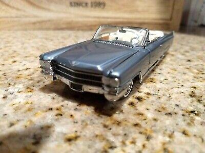 1989 1/43 FRANKLIN MINT 1962 CADILLAC ELDORADO DIECAST COLLECTOR CAR NO BOX