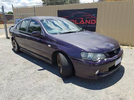 2005 FORD FALCON XR6 TURBO BA MKII Midland Swan Area Preview