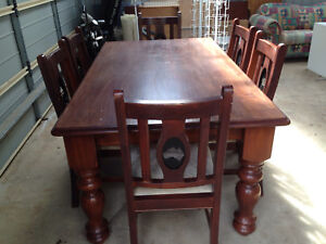 Dining Table And Chairs In Adelaide Region SA Gumtree Australia Free Local Classifiedsdining