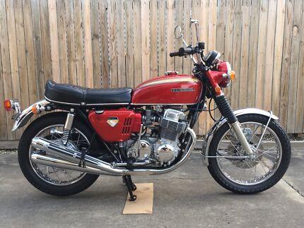 Honda CB750 K0 1970 - Restored
