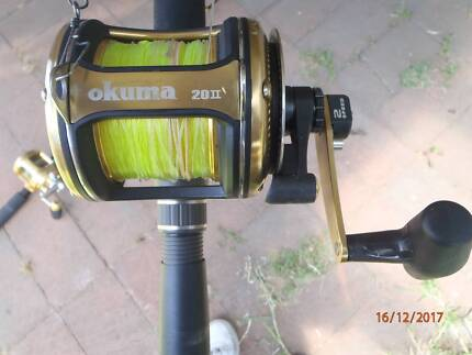 Silstar Game Fishing Combo