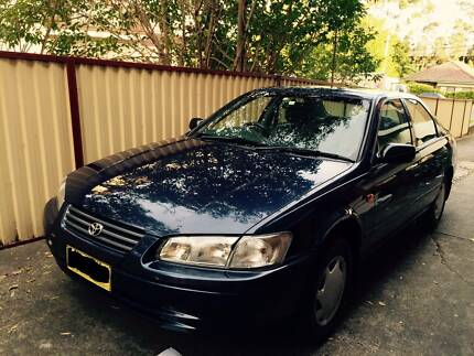 2000 Toyota Camry CSi Sedan - Automatic - Low Kms - Top Condition Parramatta Area Preview