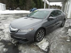 2017 Acura TLX AWD Technology Package ONLY 13, 900 KMS!
