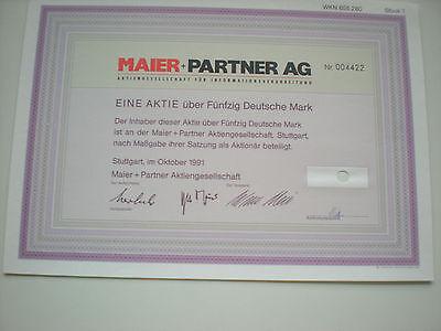 Deutschland - Maier + Partner AG   1/226