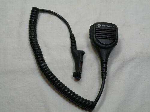 Genuine Motorola PMMN4025A Speaker Microphone, Good Condition