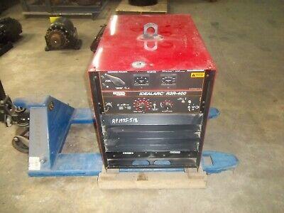 Lincoln Idealarc R3r-400 400 Amp Welder New Unused From Storage