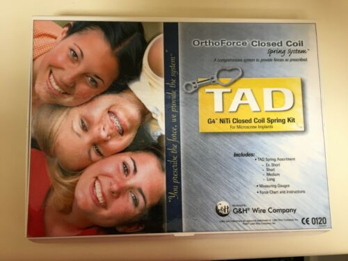 G & H Orthodontic TAD Coil Kit