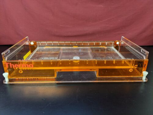 Thermo Scientific Owl A3-1 Gel Electrophoresis System Chamber & Tray without Lid