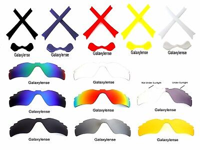 Galaxy Replacement Lenses For Oakley Radar Path Vented Sunglasses Multi-Color (Vented Sunglasses)
