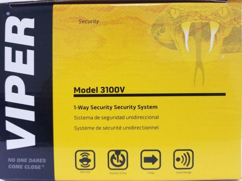 Viper 3100V 1-way Keyless Entry Car Alarm System