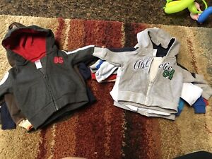 1bb3b23dd2b9a Lot Of Hoodies | Kijiji - Buy, Sell & Save with Canada's #1 Local ...