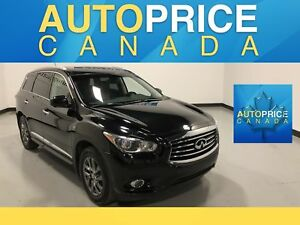 2015 Infiniti QX60 NAV|LEATHER|SUNROOF|REAR CAMERA