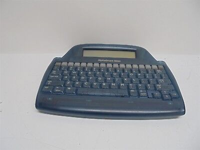 Alphasmart 3000 Portable Word Processor Alpha Smart - For Partsrepair