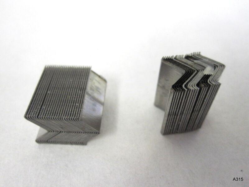 "Inmes Grampo SW 15mm 5/8"" 1cx Staple Clips, 10,000pc"