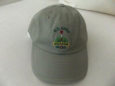 separation shoes e9cda b420f USGA Merion Golf Hat 2013