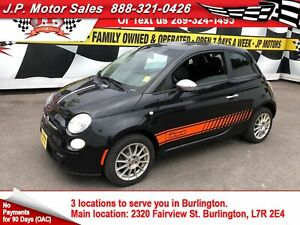 2012 Fiat 500 Manual, Power Windows and Locks
