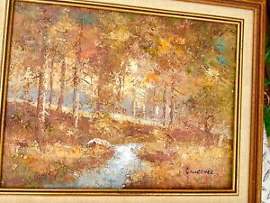 Robert Pearson Lawrence  Oil Painting