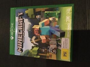 Minecraft Xbox one edition Cottesloe Cottesloe Area Preview