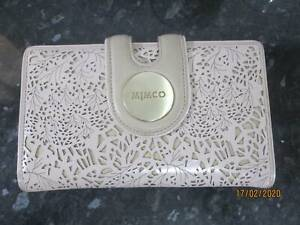 MIMCO TRAVEL PURSE large size. authentic