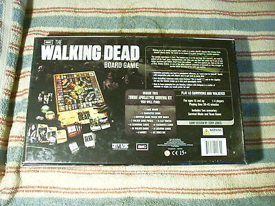 The Walking Dead Board Game Amc Cryptozoic Entertainment Nice