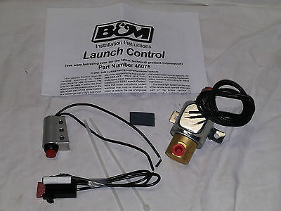 Bremsregelventil KIT, LINE LOCK, Launch Control,Hot Rod , Ratrod, Burnout, B&M