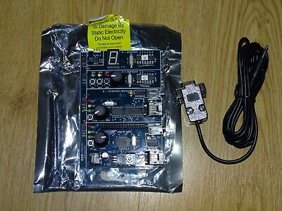 Can Bus Prototyping Board Mcp25050 Pic16f876a Mcp2510 Pic18f4580