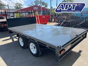 AUSTRALIAN TABLETOP TRAILERS BUILT TO YOUR SPECIFICATIONS