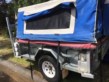 Leisure Matters Off Road Camper trailer