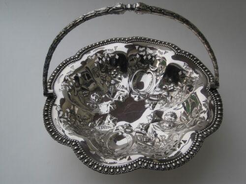 Vintage Ornate Silver Plate Bride