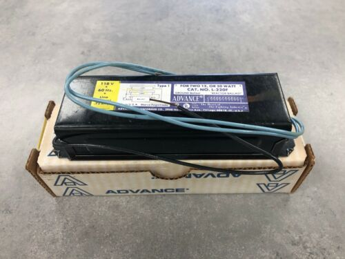 Advance L-220F Fluorescent Ballast