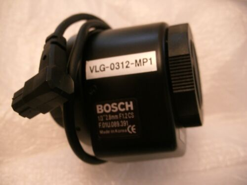 Bosch VLG-0312-MP1 DC Iris Vari Focal CCTV Camera Lens