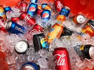 FREE Ice cold soft drinks giveaway! Till 28th Feb HOT SUMMER